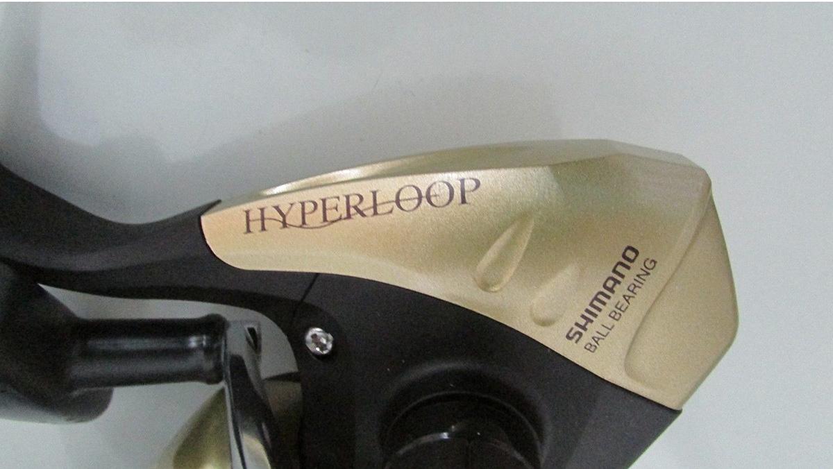 Máy câu cá Shimano Hyperloop HL6000FB BH 3 Tháng