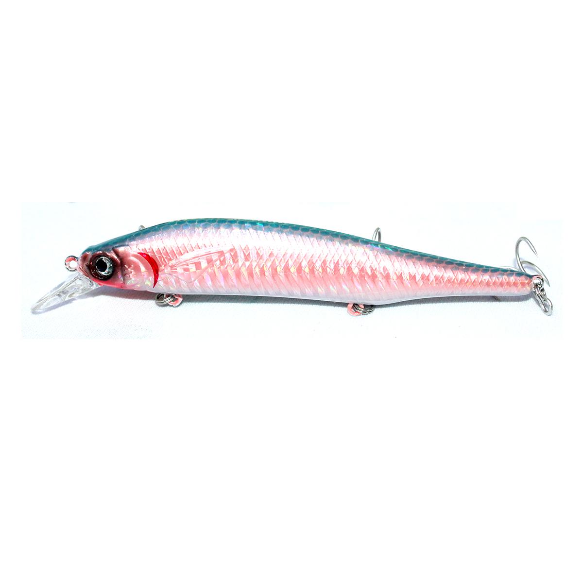 Mồi Câu Cá Giả - Alkall Lure - 115cm - Chuyên Lure Chẽm
