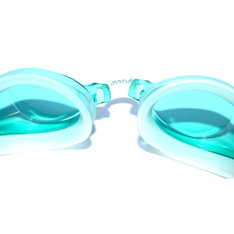 Kính bơi phoenix màu xanh bạc hà PN204GR