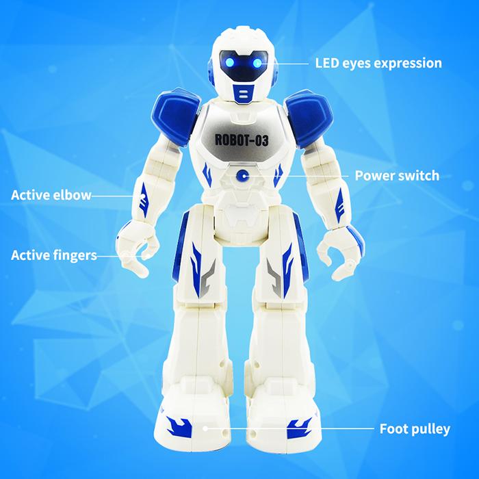 Robot Thông Minh Điều Khiển Từ Xa Robot03