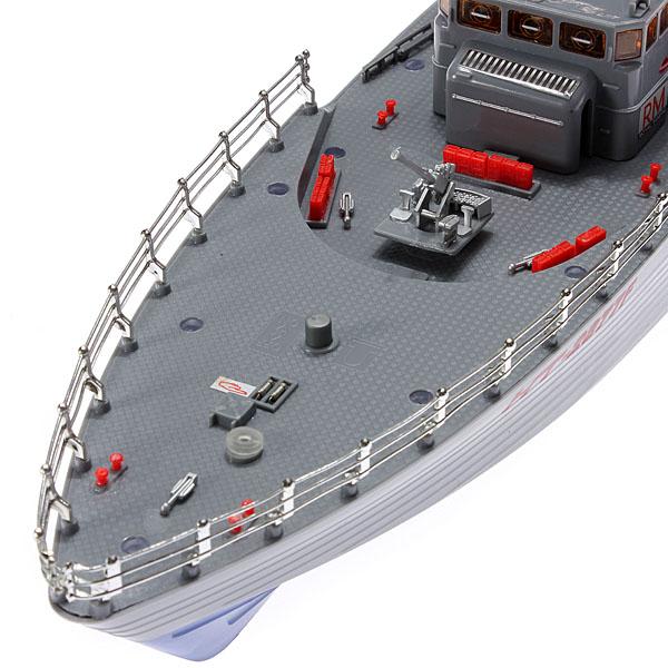 Tàu Cano Điều Khiển Từ Xa HT- 2877A
