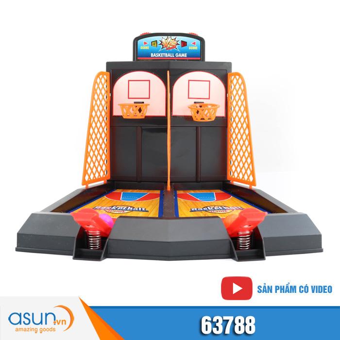 Trò Chơi Bóng Rổ Mini Ball Shoot 63788 2 Người Chơi