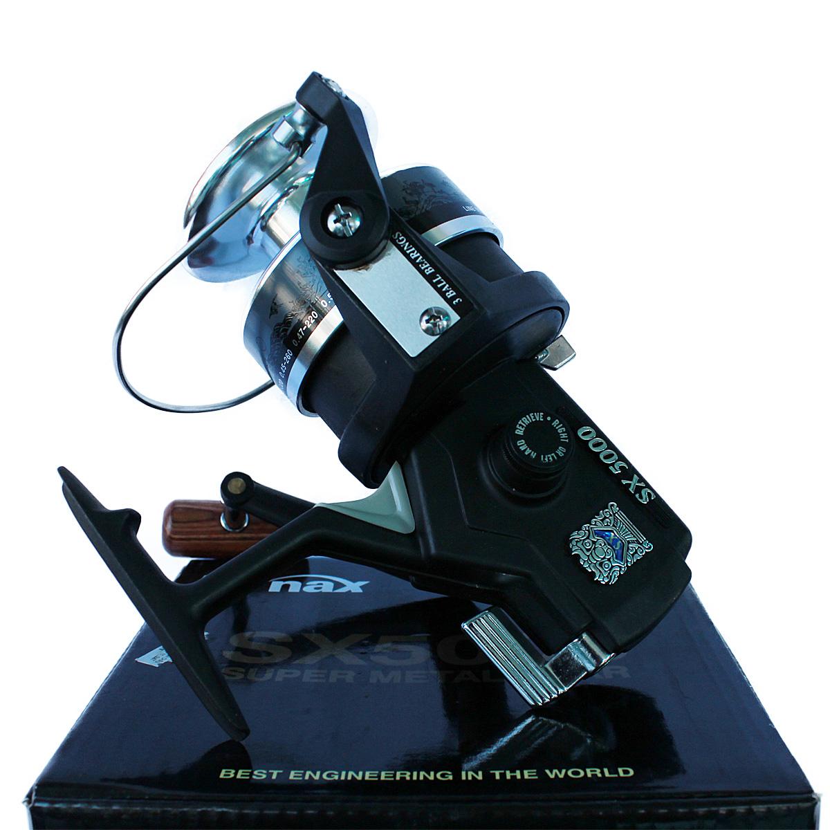 Máy Câu Cá BANAX SX 5000 BH 6 Tháng
