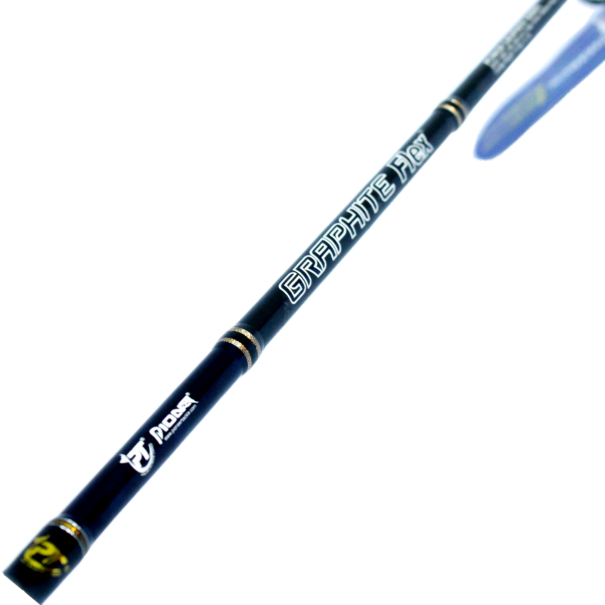Cần Câu Hai Khúc Pioneer Graphite Flex - 802 2m4