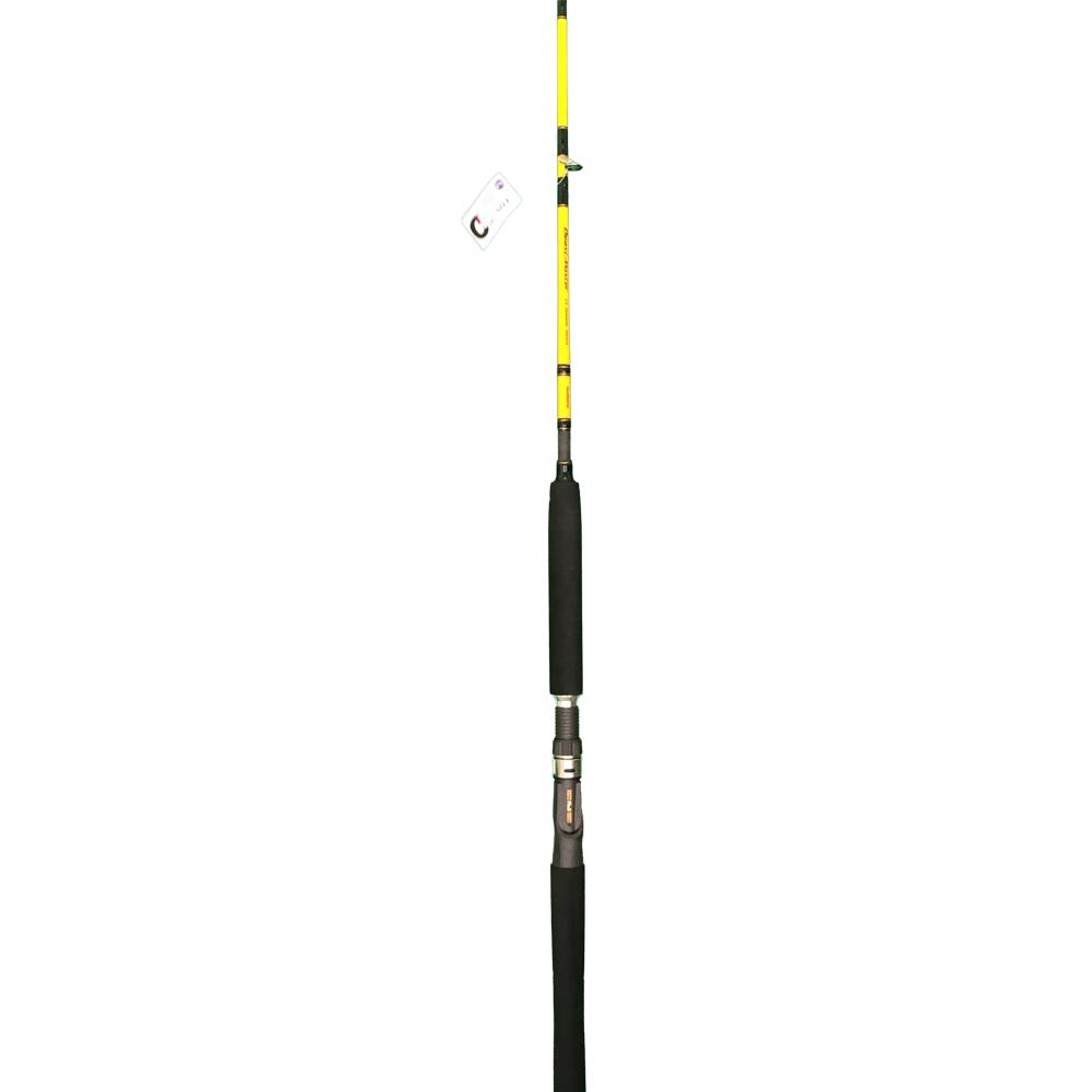 Cần Câu Ngang Hai Khúc Shimano Beast Master CX Jigging 1m77 Chính Hãng