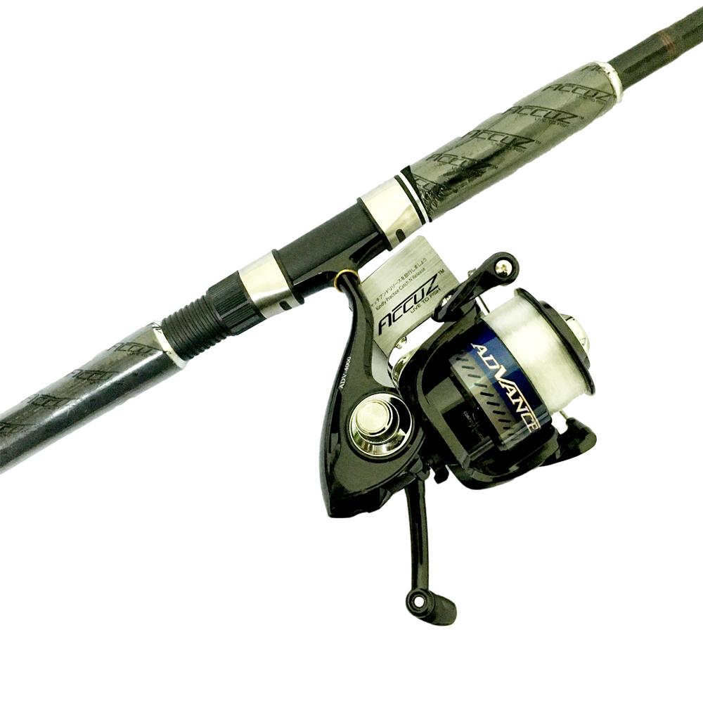 Bộ CầnCâu CáPristine 2m4 và Máy Câu Cá ADV-4000 - CBN09