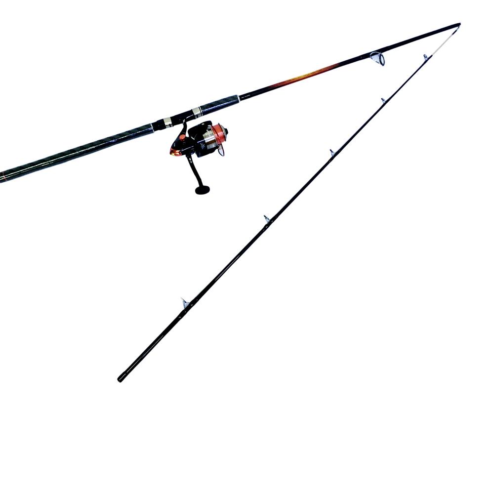 Bộ CầnCâu Cá Pristine 2m4  và Máy Câu Cá AO-4000  - CBN22