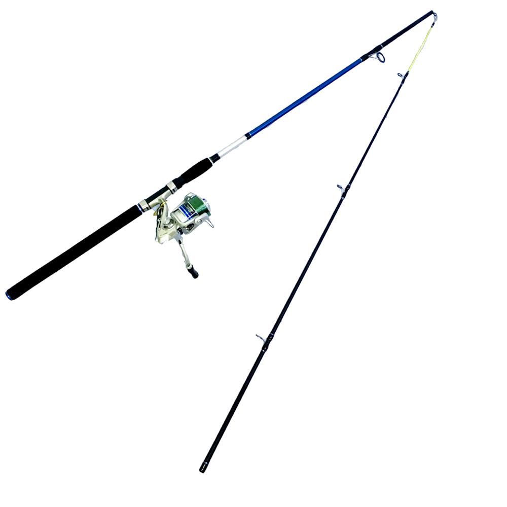 Bộ CầnCâu Cá Ariwa 2m1 và Máy Câu Cá EV-4000 - CBN43