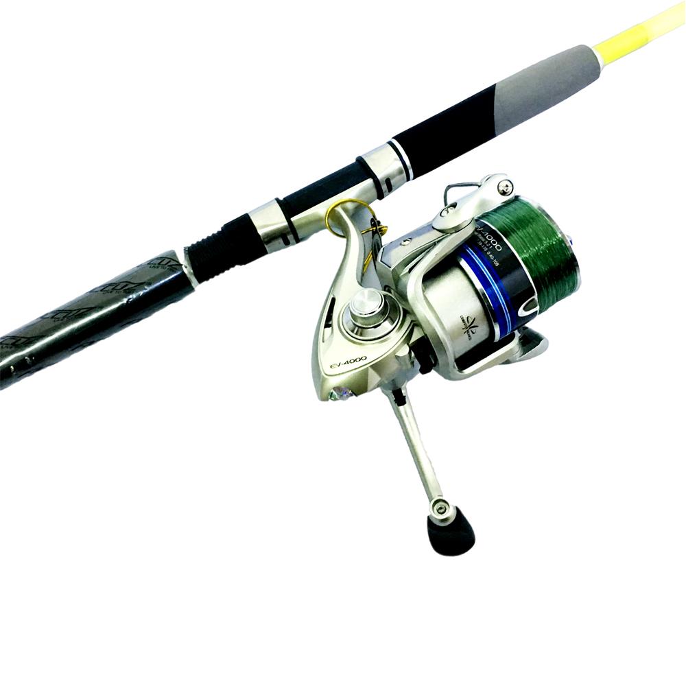 Bộ CầnCâu Cá Venow 2m1  và Máy Câu Cá EV-4000  - CBN45