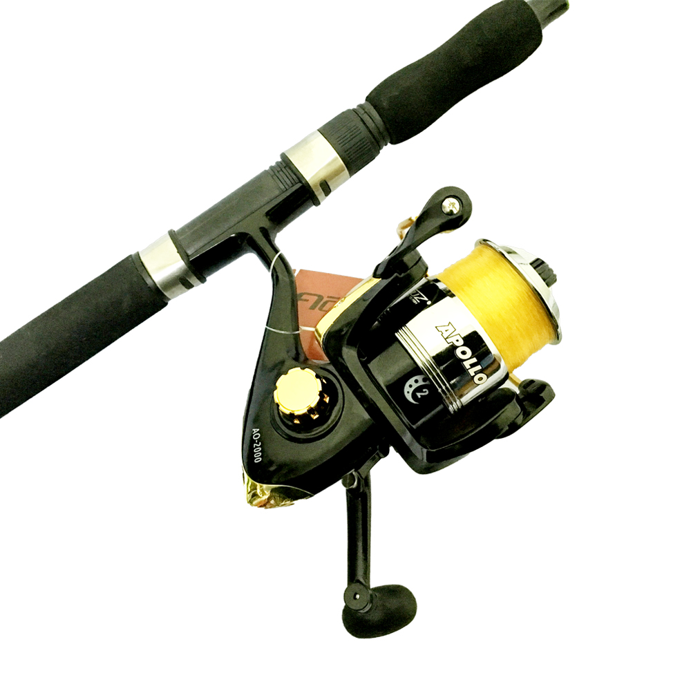 Bộ CầnCâu Cá Weekend Trip 1m5 và Máy Câu Cá AO-2000 - CBN49