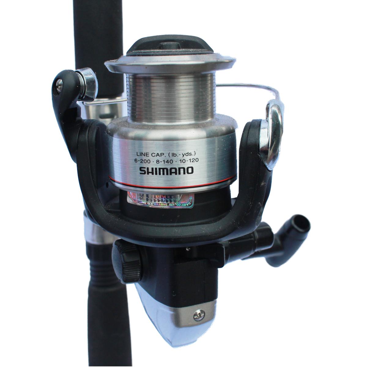 Trọn Bộ Cần Câu Shimano Đặc 2602 Và Máy Câu Shimano FX 2500FB
