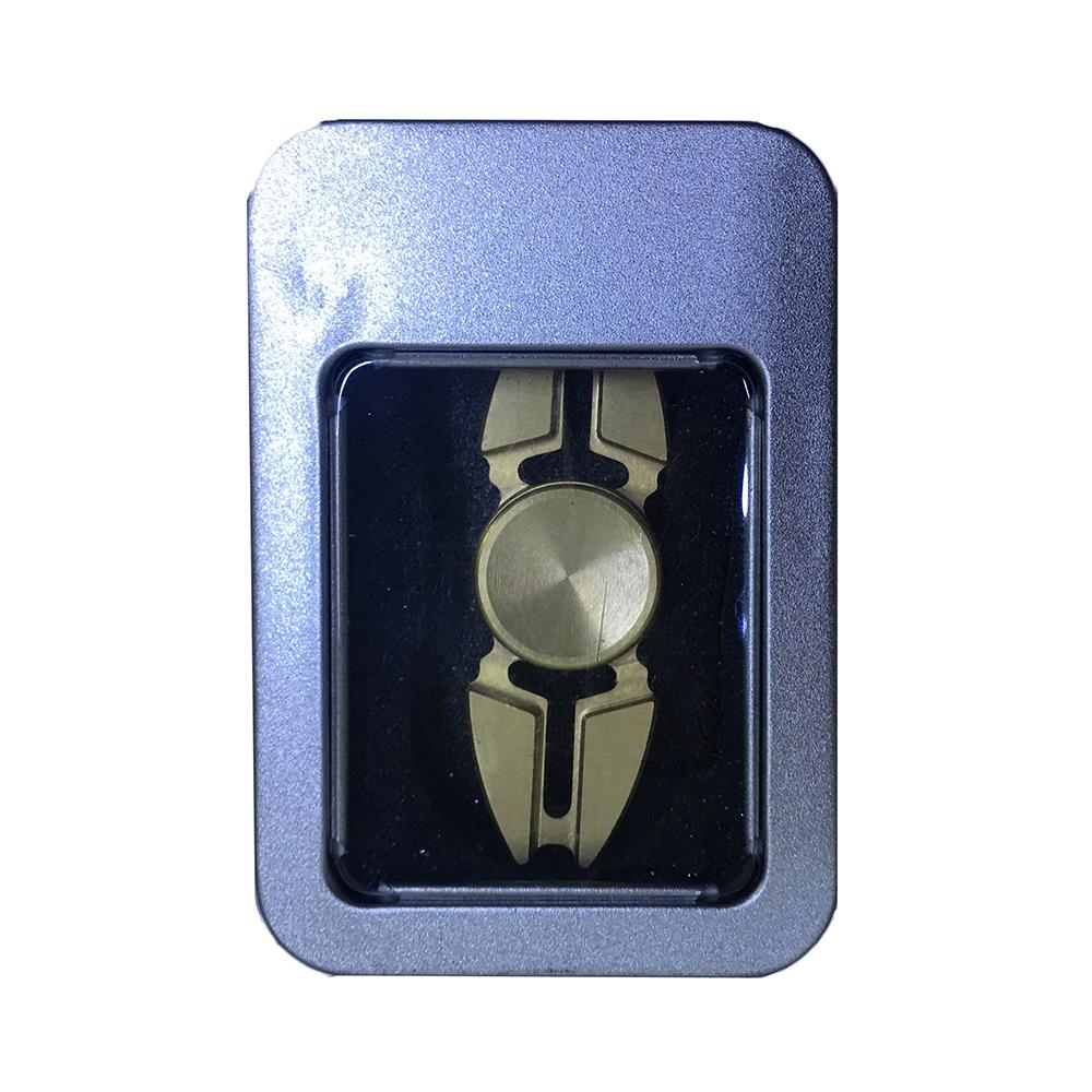 Con Quay Giảm Stress Sakura 2 Cánh Bằng Đồng Hand Spinner - Fidget Spinner