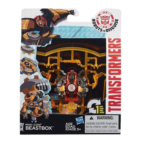 Robot Vũ Khí MINICON BEASTBOX TransformersB3056 -B0763