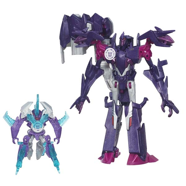 Mô Hình Robot Vũ Khí Hủy Diệt Mini Con Transformers