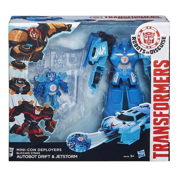 Mô Hình Robot Vũ Khí Hủy Diệt OVERLOAD TransformersB4718B0765
