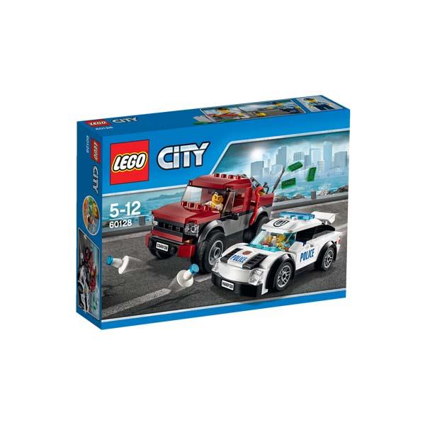 Đồ Chơi Lego Cho Bé Trai - Cảnh Sát Truy Đuổi