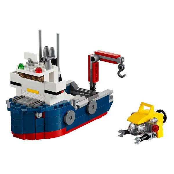 Đồ Chơi Xếp Hình Khám Phá Đại Dương Thương Hiệu LEGO