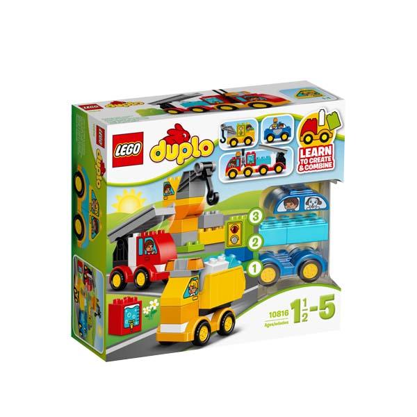 Đồ Chơi Xếp Hình Ôtô Đầu Tiên Của Bé Thương Hiệu LEGO