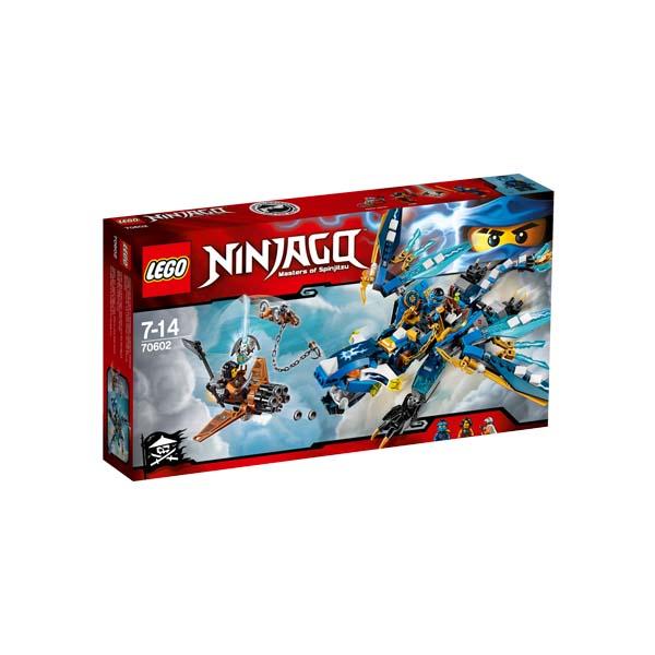 Đồ Chơi Xếp Hình Rồng Chiến Mạnh Mẽ Của Jay Thương Hiệu LEGO