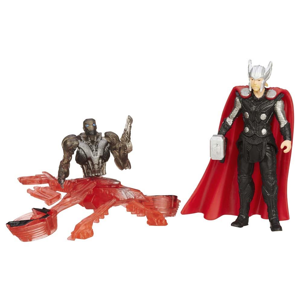 Mô Hình Thor Và Sub Ultron 005 AVENGERS B1486-B0423