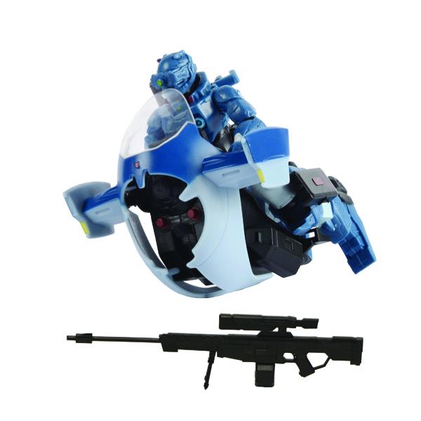 Chiến Binh Ammobot SK02 Kết Hợp Xe Trượt Nước WPK-HT- WA81312