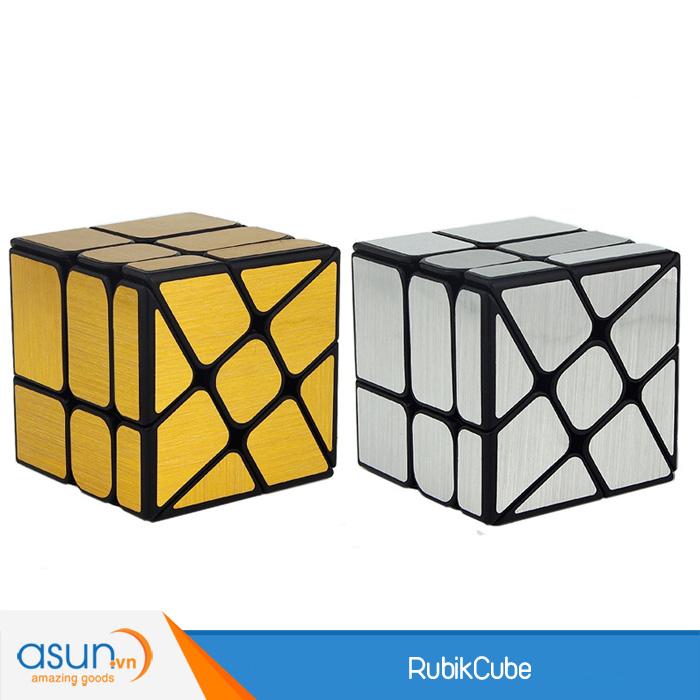 Khối Vuông Rubik Cube Hình Xiêng