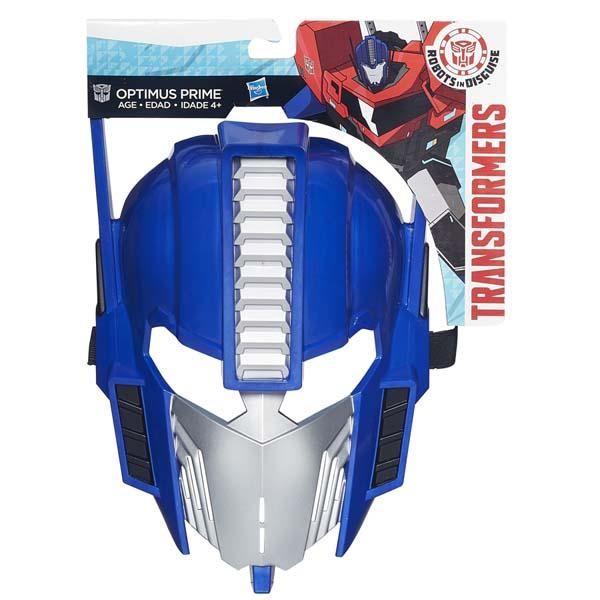 Mặt Nạ Robot RID Bumblebee Thương Hiệu Transformers