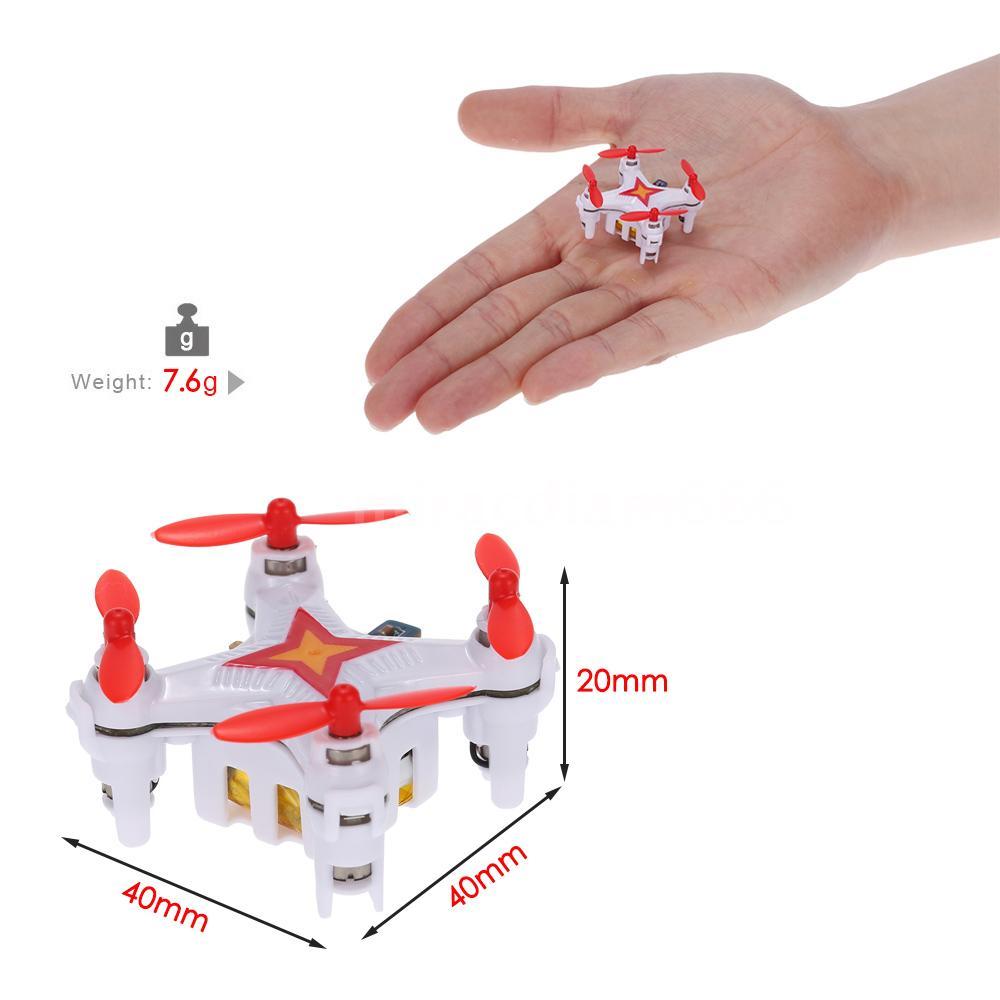 Máy Bay Điều Khiển 4 Cánh mini UFO E904 Create Toys 6 Axis