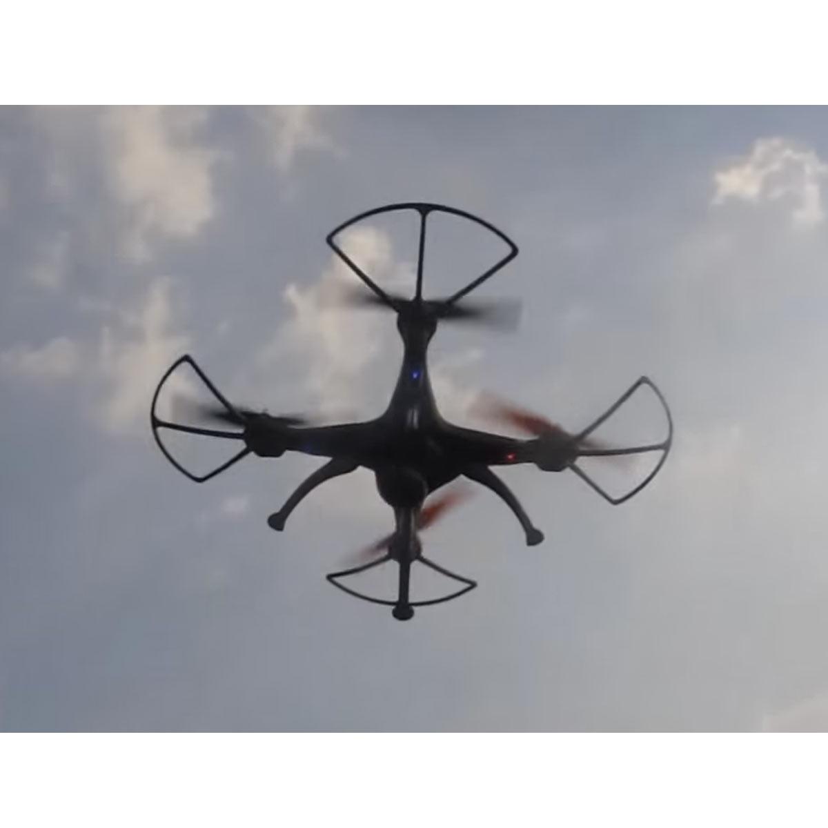 Máy Bay ĐK 4 cánh UFO Q6 FPV Truyền Trực Tiếp Về Điện Thoại