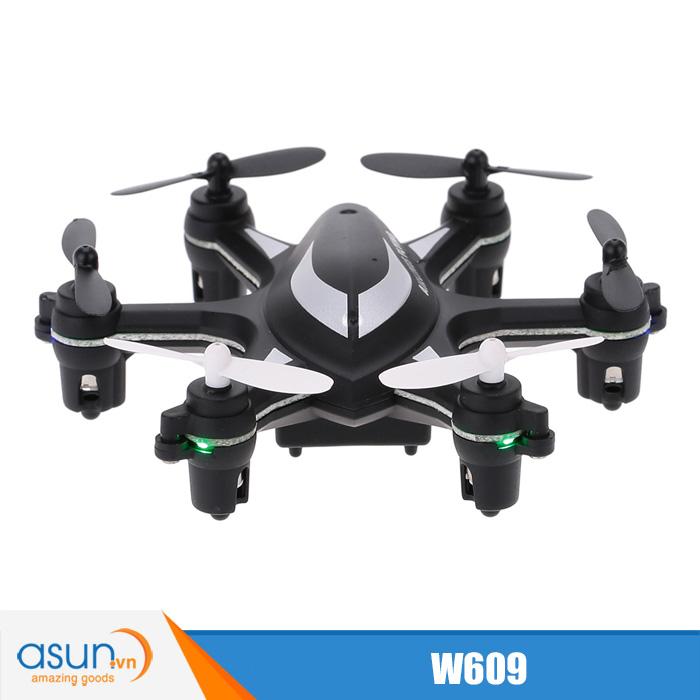 Máy Bay 6 Cánh Nhào Lộn Mini Hexa Drone W609