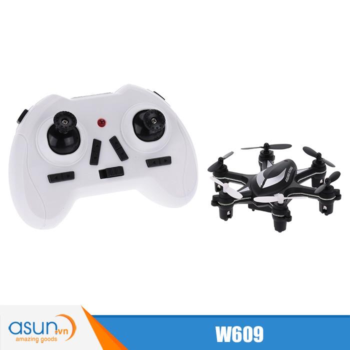 Máy Bay 6 Cánh Nhào Lộ Mini Hexa Drone W609
