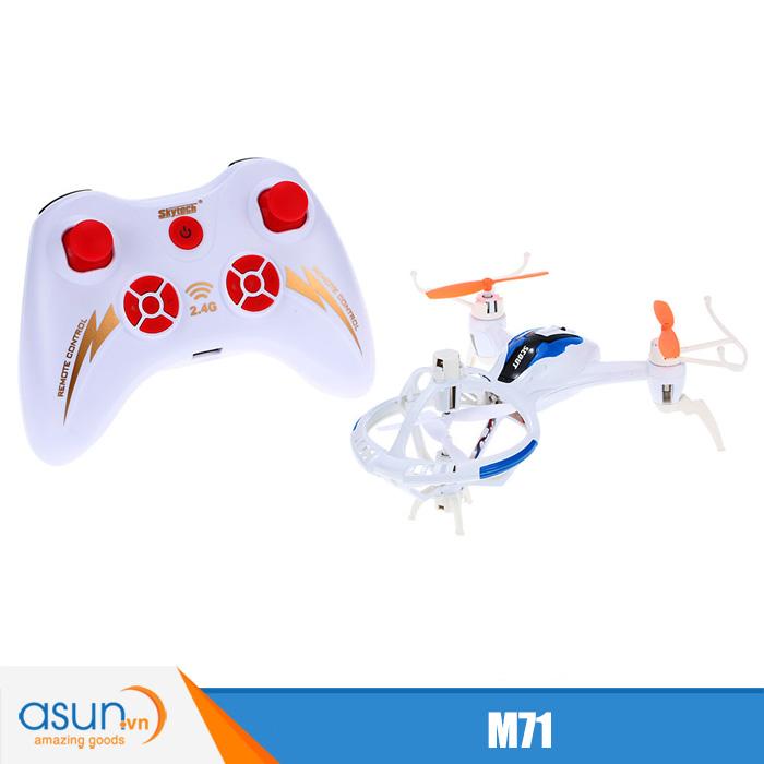Máy Bay Điều Khiển Từ Xa Jimtab M71 Quadcopter