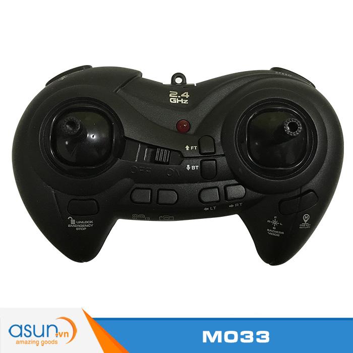 Máy Bay Điều Khiển Mini Drone M033 Tự Giữ Độ Cao