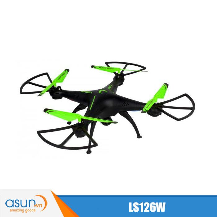 Máy Bay Điều Khiển Từ Xa LS126W Wifi Camera Drone