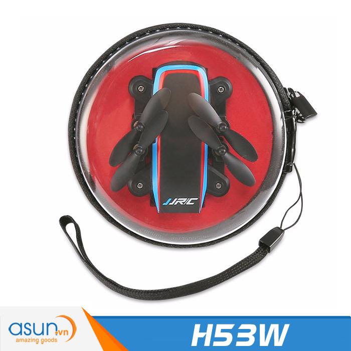 Máy Bay Điều Khiển Từ Xa JJRC Shadow H53W Camera Wifi Mini