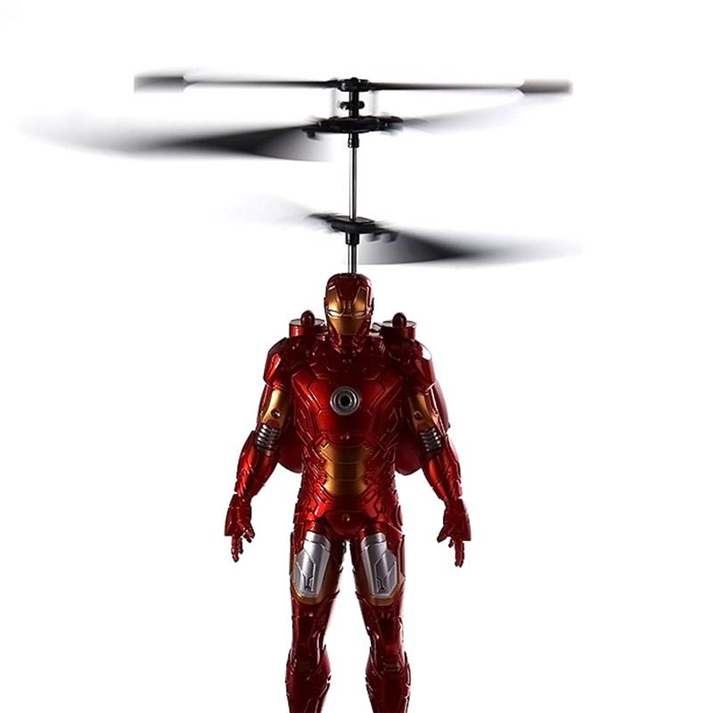 Máy Bay Trực Thăng CX-24G Iron Man Cảm Ứng Bay