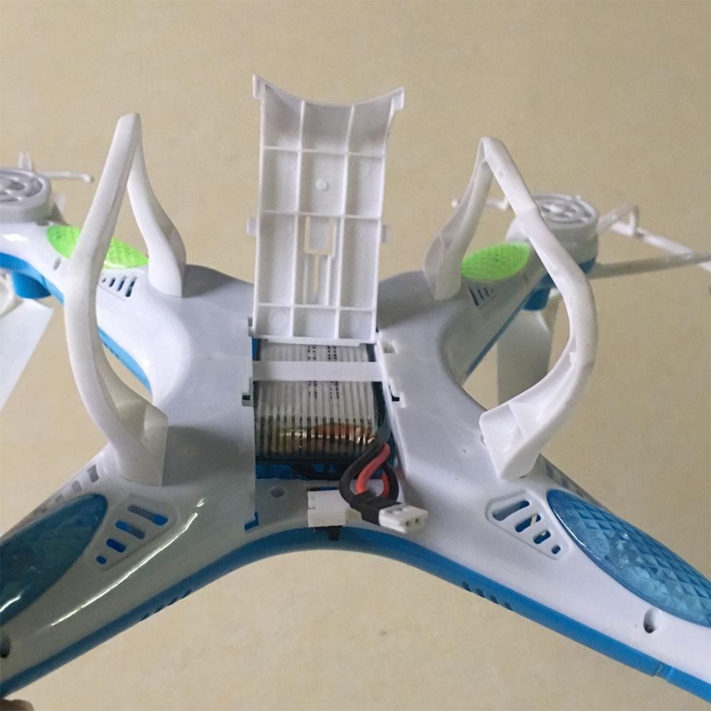 Máy Bay 4 Cánh UFO Điều Khiển X5C Duwei Toys
