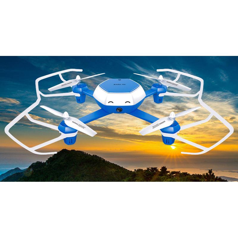 Máy Bay Điều Khiển 4 Cánh UFO W606-6 Huajun 4CH 6Axis