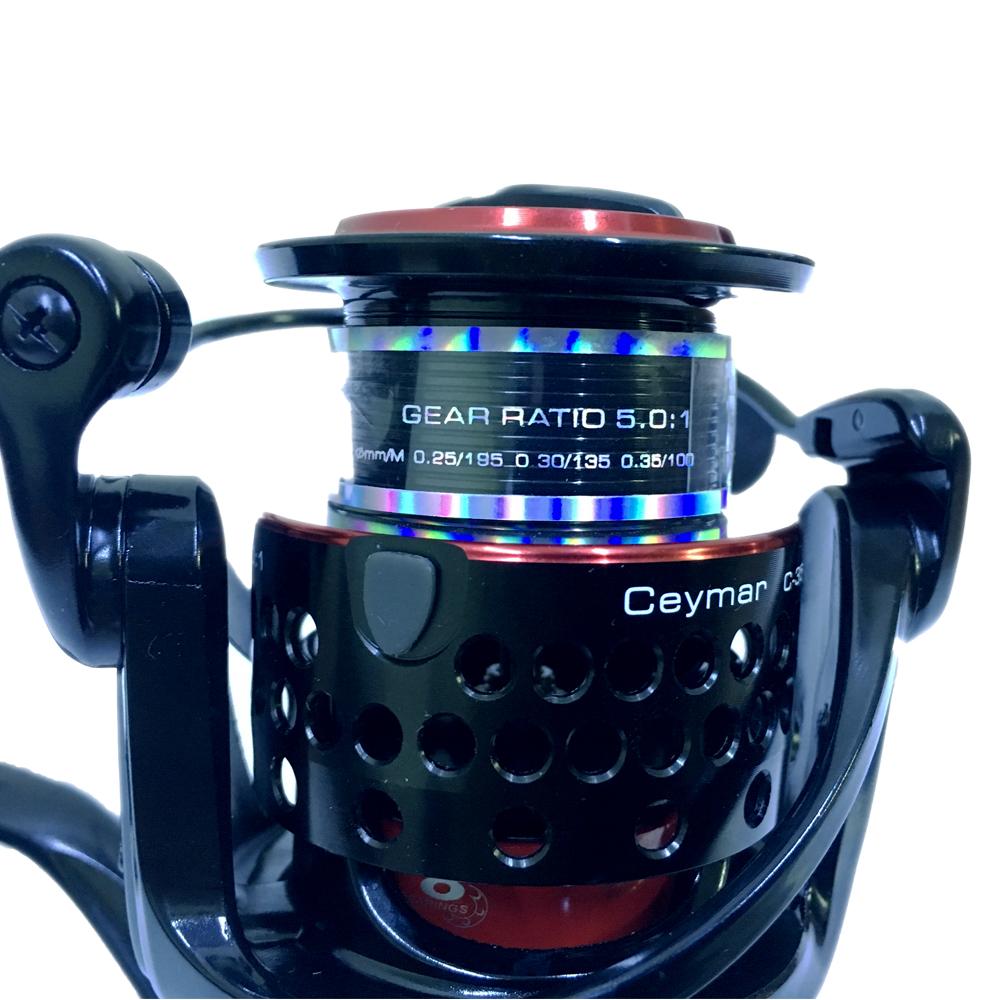 Máy Câu Cá Okuma Ceymar C35- C35