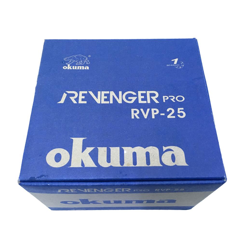 Máy Câu Cá Okuma Revenger Pro RVP25 - RVP25