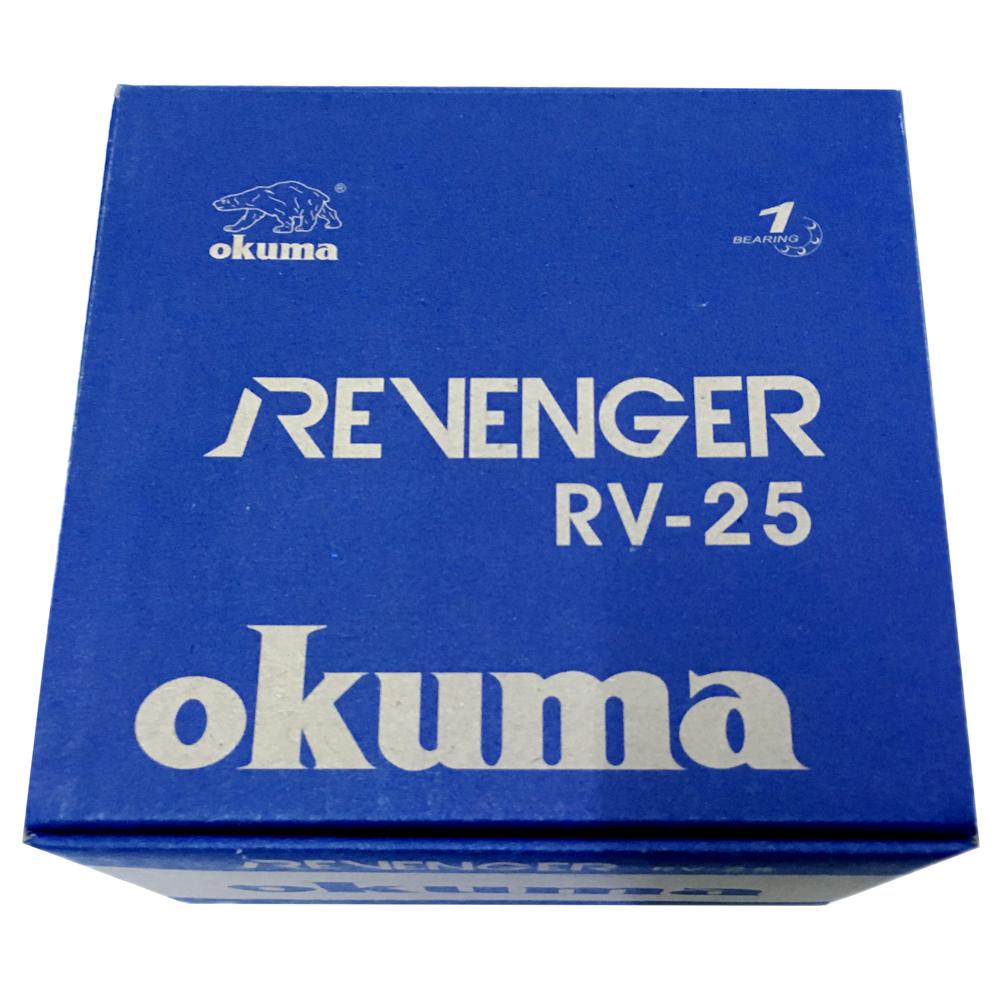 Máy Câu Cá Okuma Revenger RV25 - RV25
