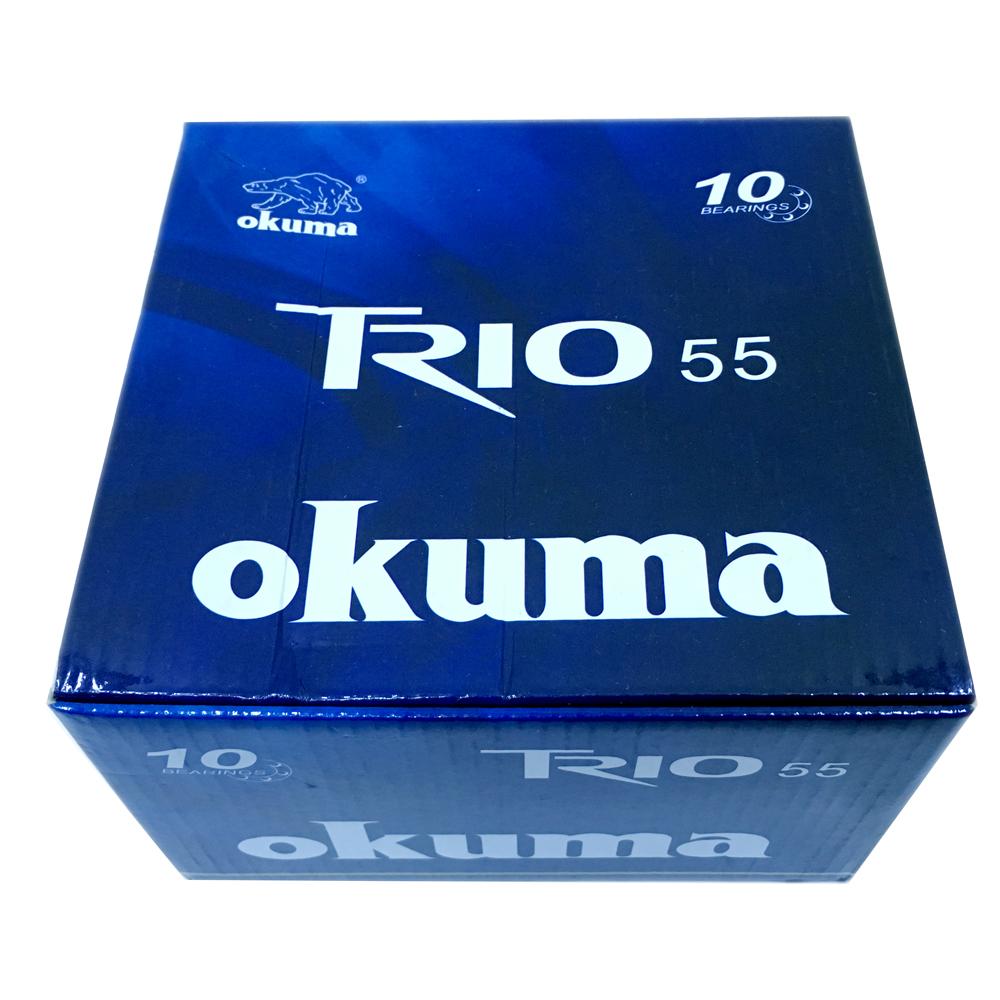 Máy Câu Cá Okuma Trio 55 - Trio55