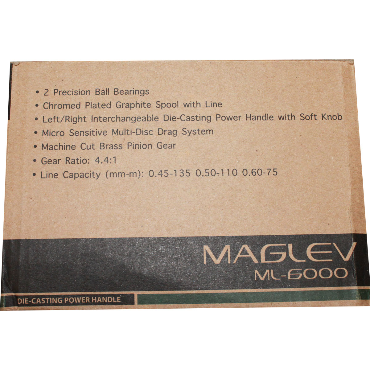 Máy Câu Cá Pioneer Maglev ML6000 BH 1 Năm Chính Hãng