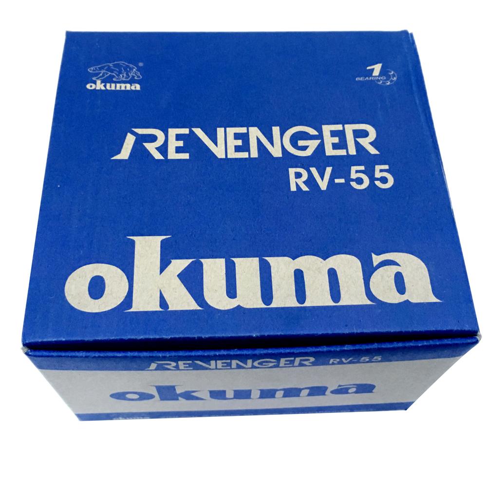 Máy Câu Cá Okuma Revenger RV55 - RV55