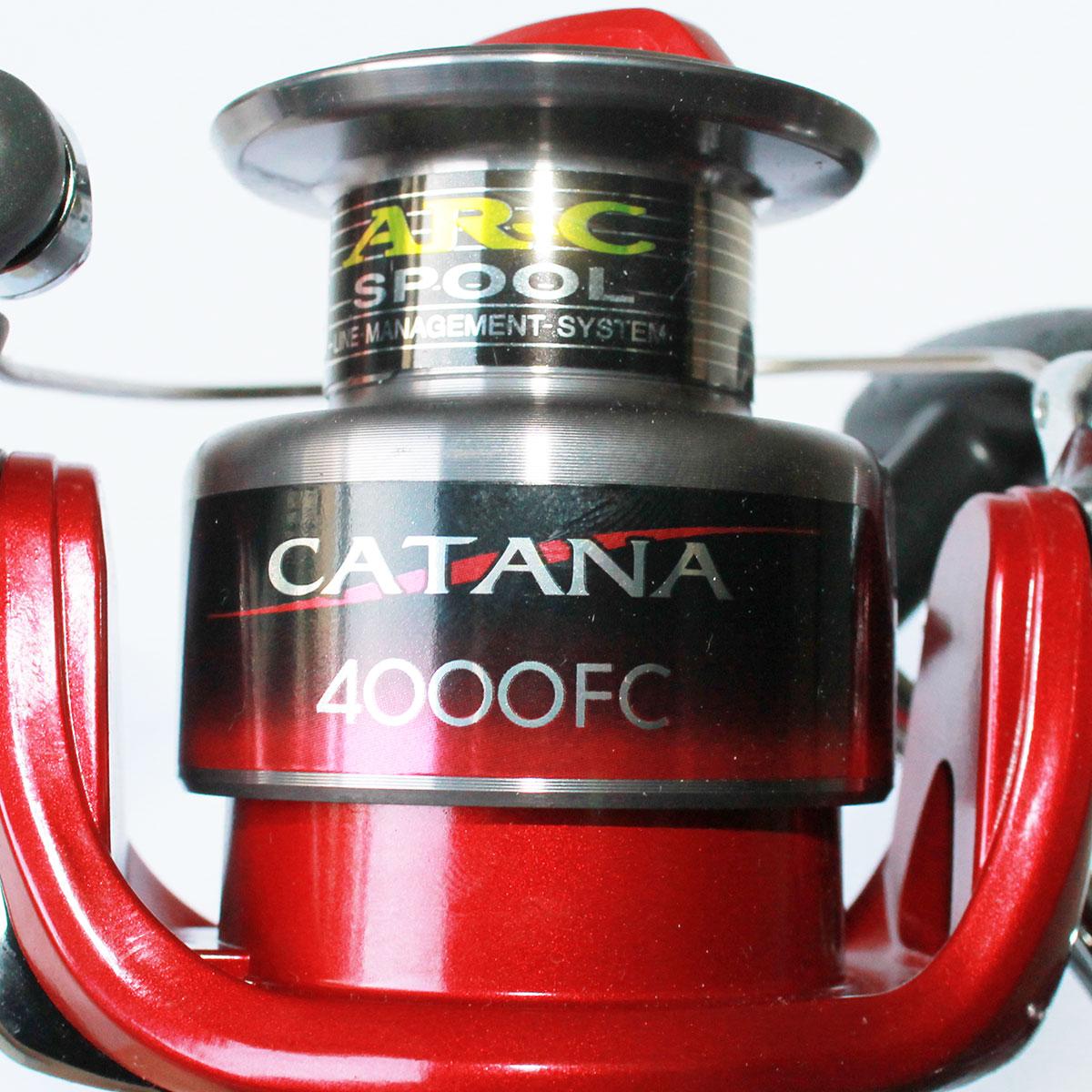 Tính năng máy câu cá Shimano Catana CAT4000 FC