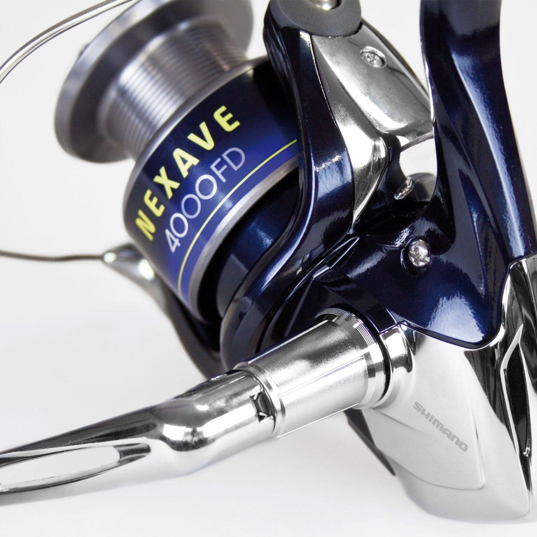 Máy câu cá Shimano Nexave 4000FD