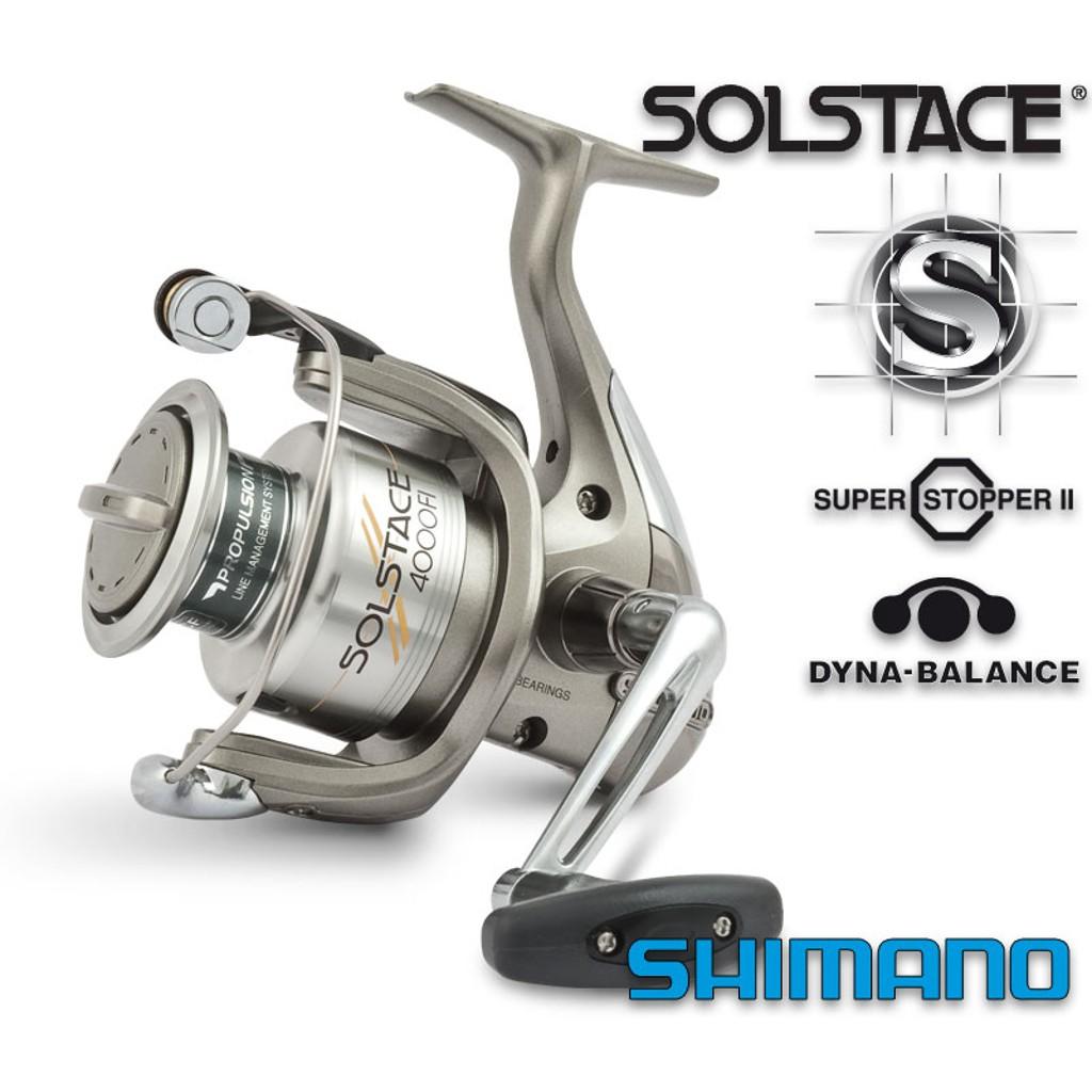 Mua máy câu cá Shimano Solstace 4000FI