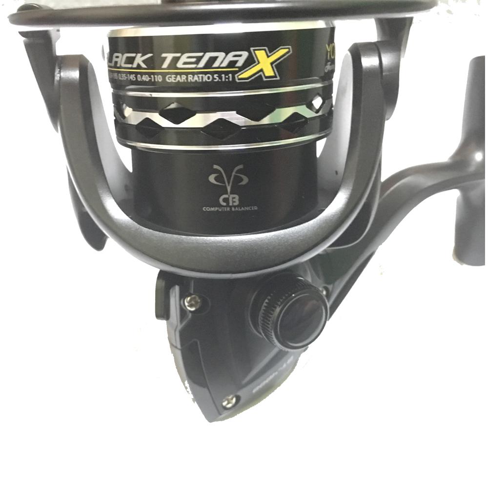 Máy Câu Cá Yolo Black Tena X 4000 Chính Hãng Bảo Hành 3 Tháng