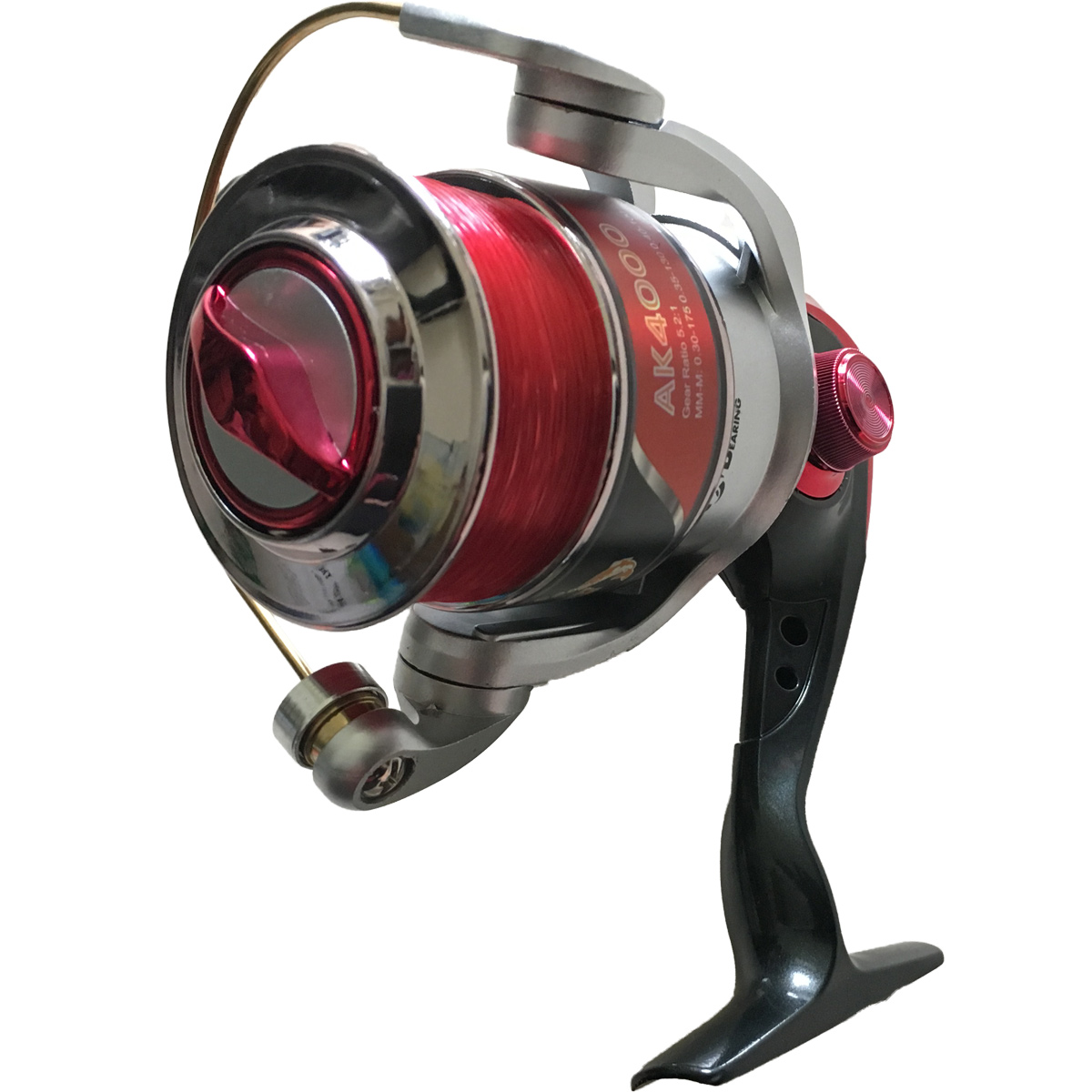 Máy Câu Happy Fish AK 4000 BH 1 Tháng
