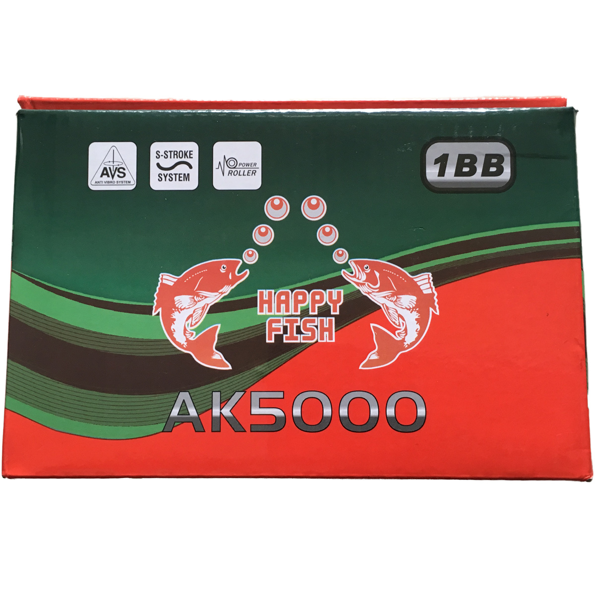 Máy Câu Happy Fish AK 5000 BH 1 Tháng